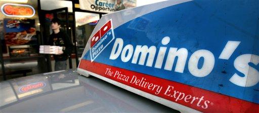 Domino's Pizza_115820