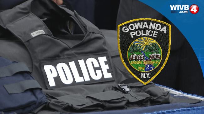 GOWANDA GFX, WEB TAG, Cuffs, Siren, Badge_114806