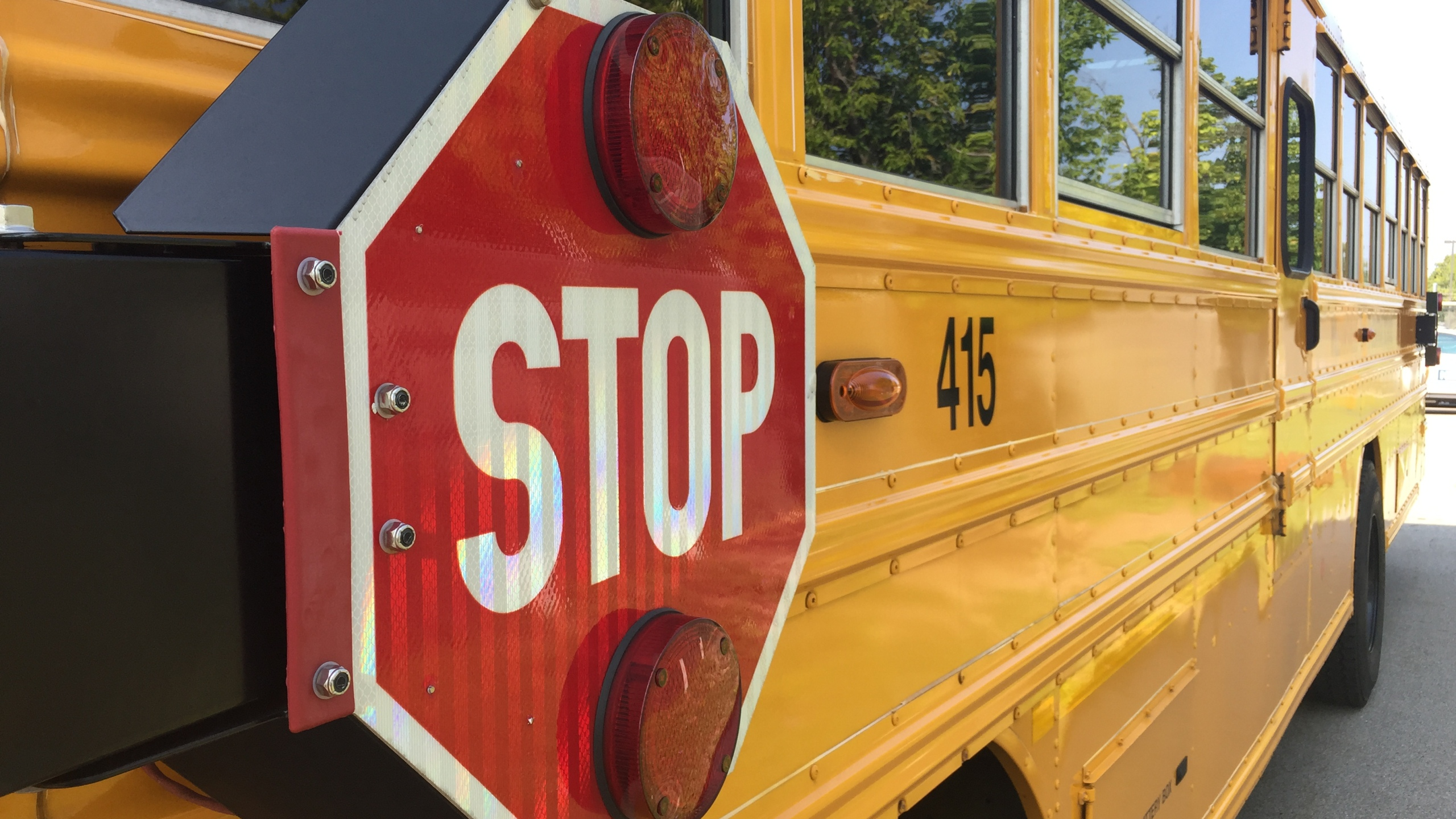 Williamsville Central Schools Bus_167948