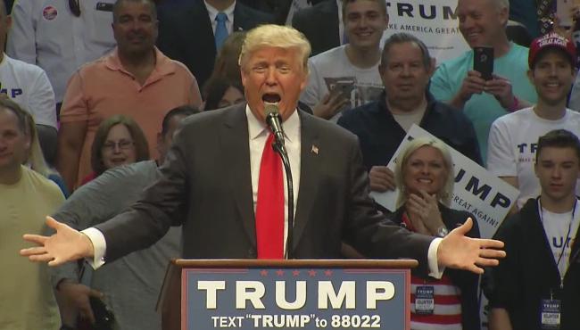 Trump BFLO, buffalo, buffalo rally,_259370