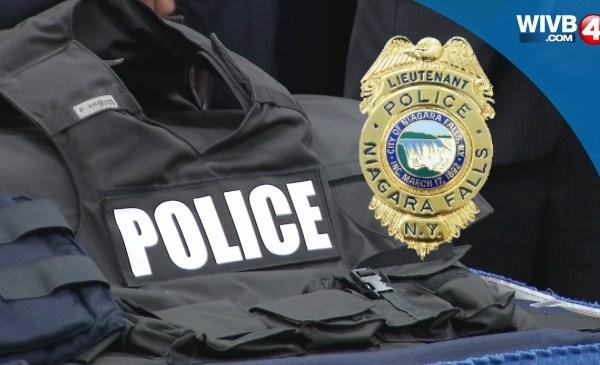 NIAGARA FALLS POLICE, GFX, WEB TAG, Cuffs, Siren, Badge_93614