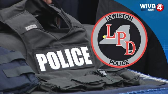 LEWISTON POLICE DEPARTMENT GFX, WEB TAG, Cuffs, Siren, Badge_92563