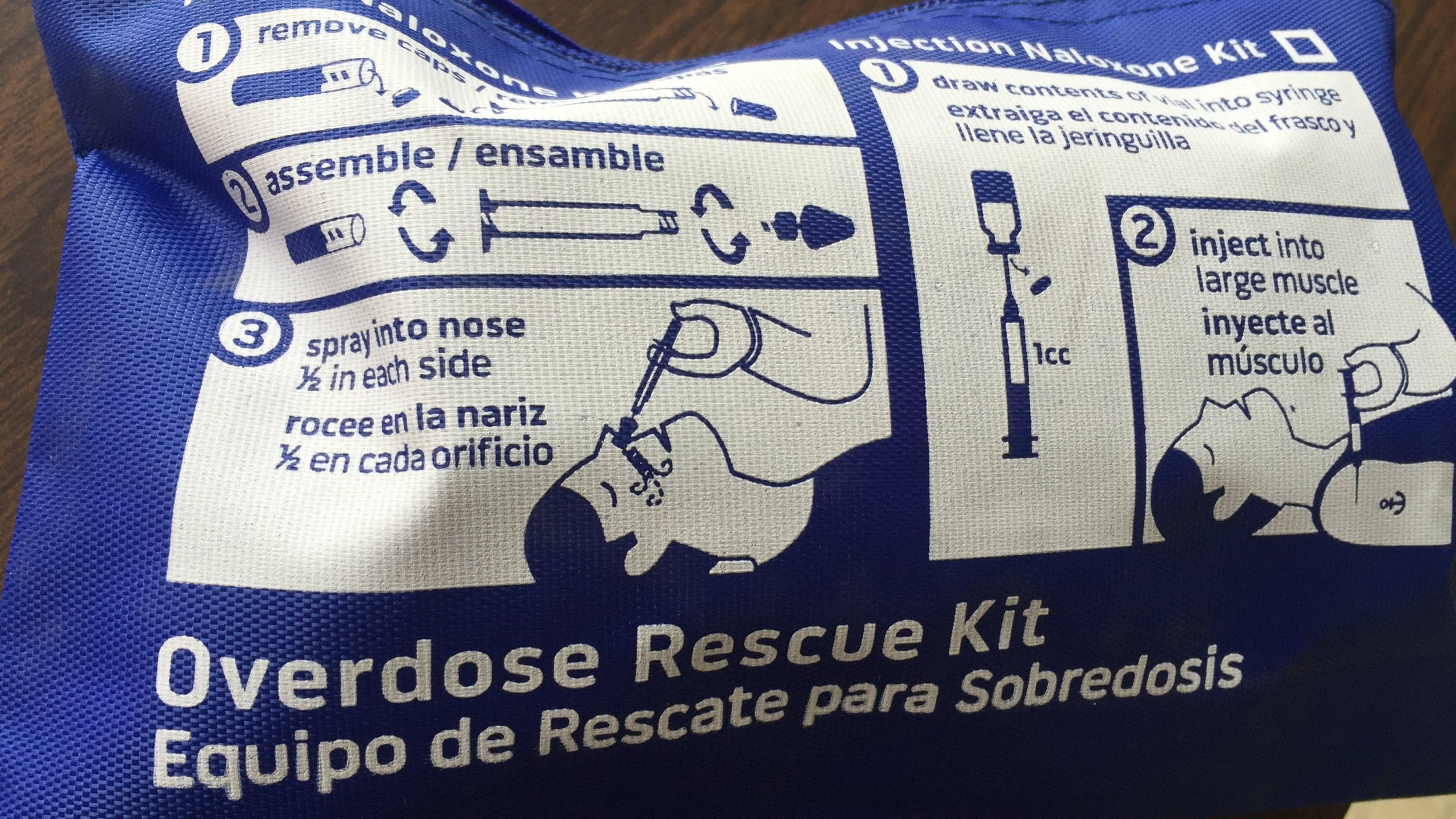 Narcan overdose rescue kit_253646