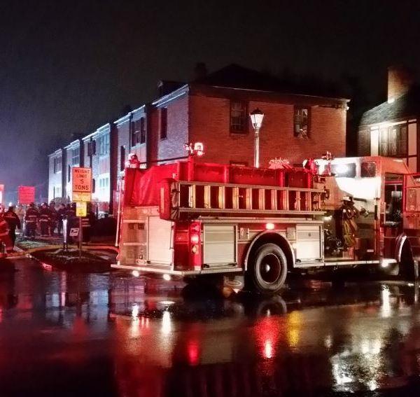 Kenmore Avenue apartment fire_383857