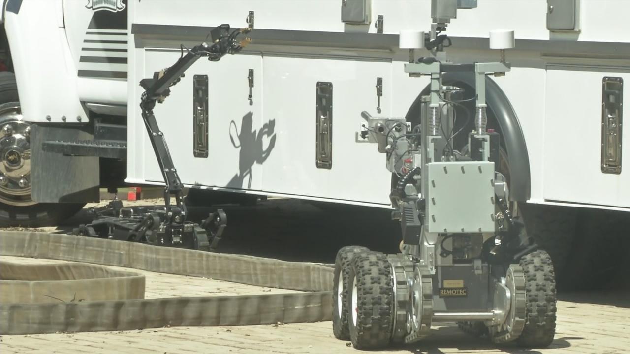 wny emergency responders showcase capabilities at homeland