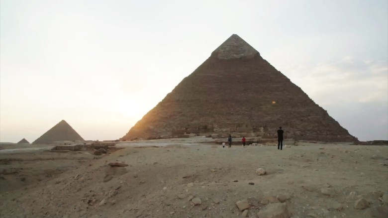 great pyramid_487445