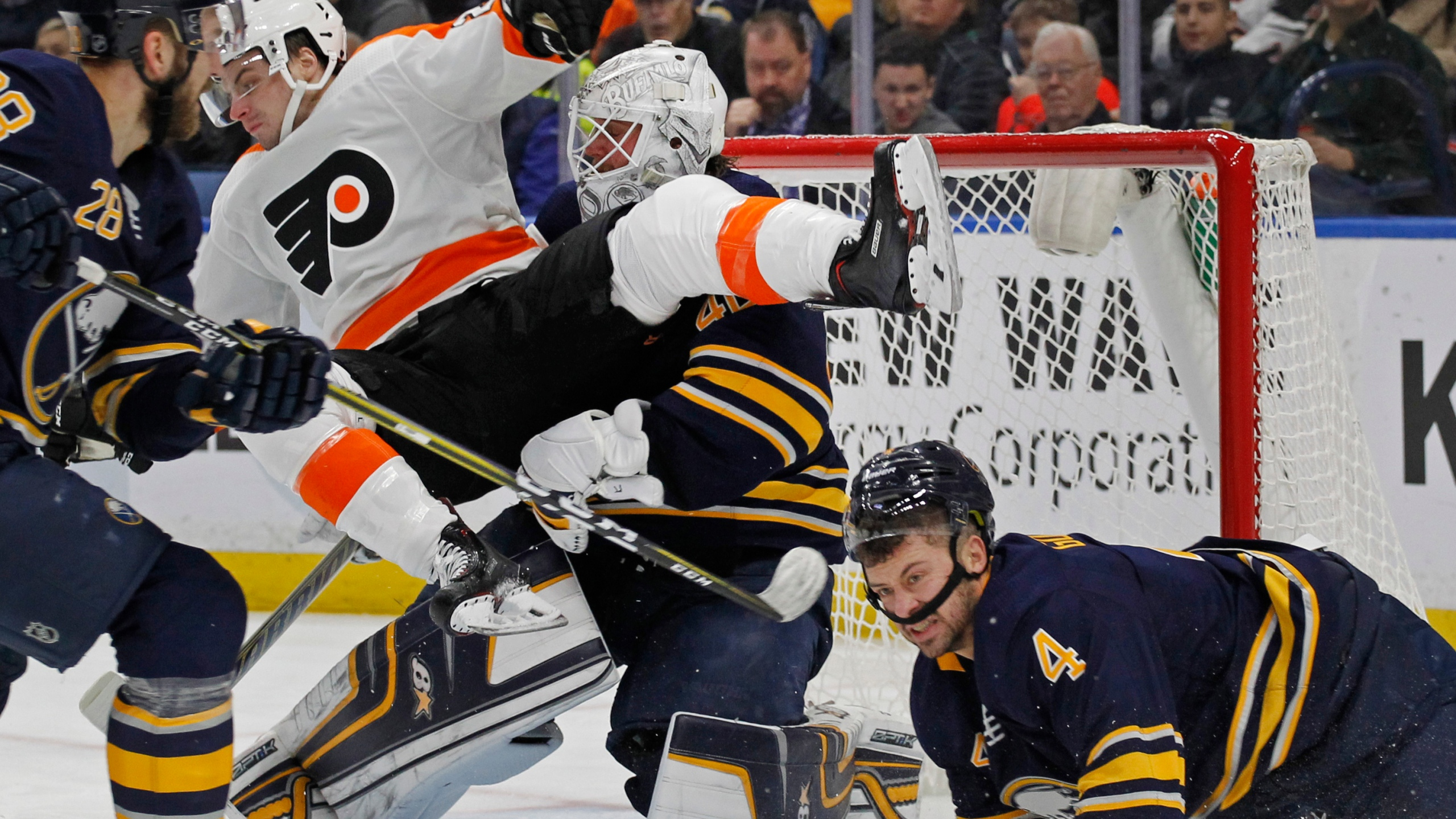 Flyers Sabres Hockey_513692