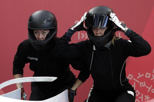 Pyeongchang Olympics Bobsleigh Women_546883
