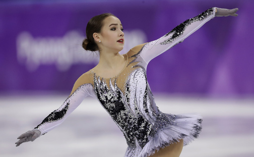 Pyeongchang Olympics Figure Skating Women_546431