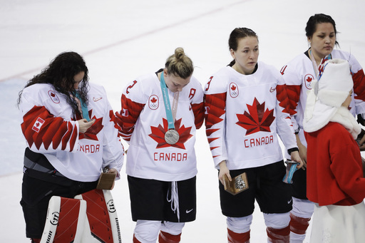 Pyeongchang Olympics Ice Hockey Women_546513