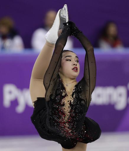 Pyeongchang Olympics Figure Skating Women_546492