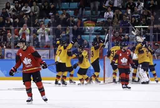 Pyeongchang Olympics Ice Hockey Men_546765