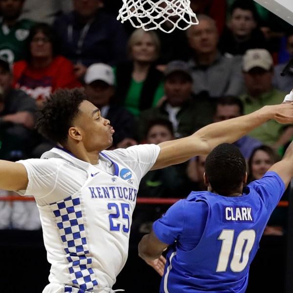 NCAA Buffalo Kentucky Basketball_558993