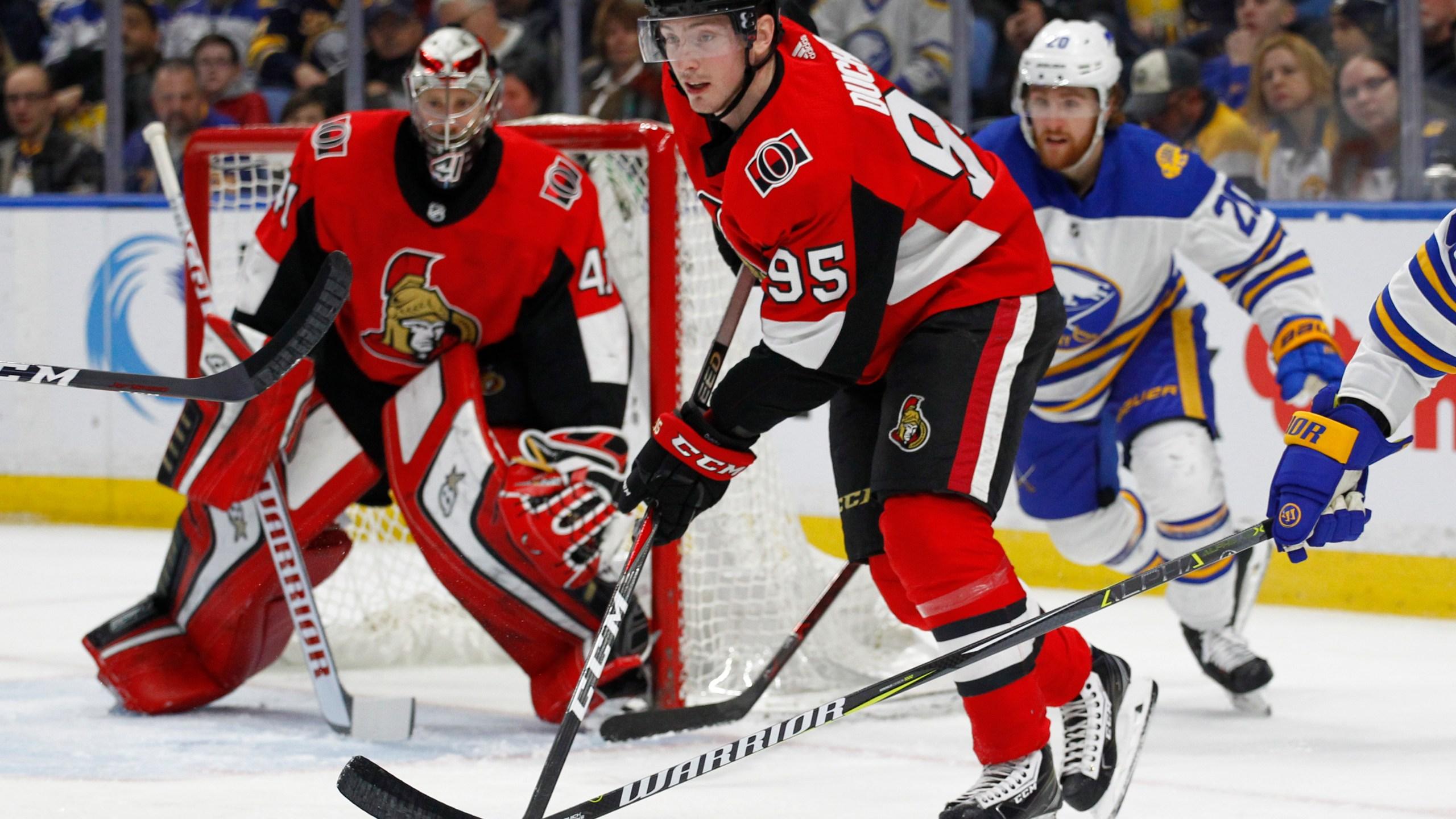 Senators Sabres Hockey_1522890031969