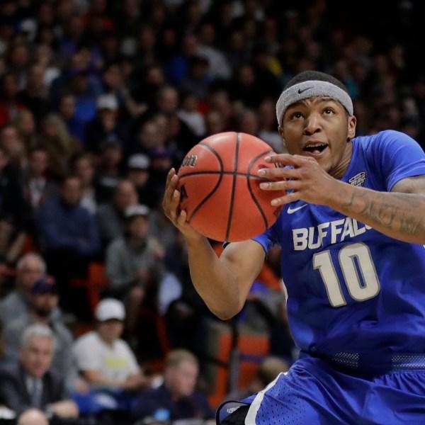 NCAA Buffalo Arizona Basketball_1522809592899