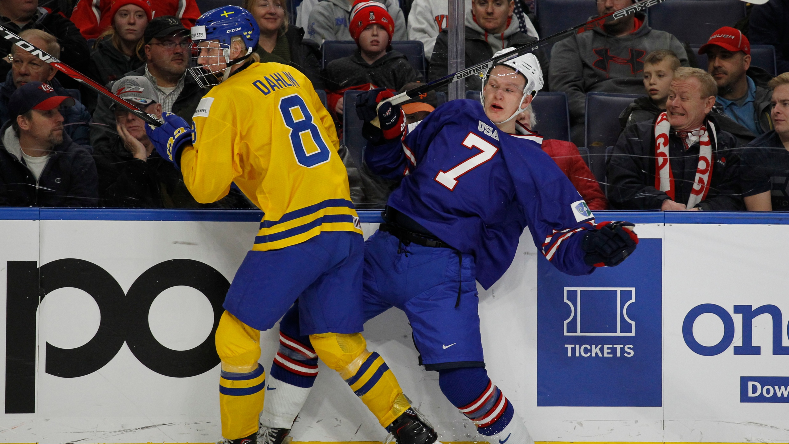 World Juniors Sweden United States Hockey_1529900190687