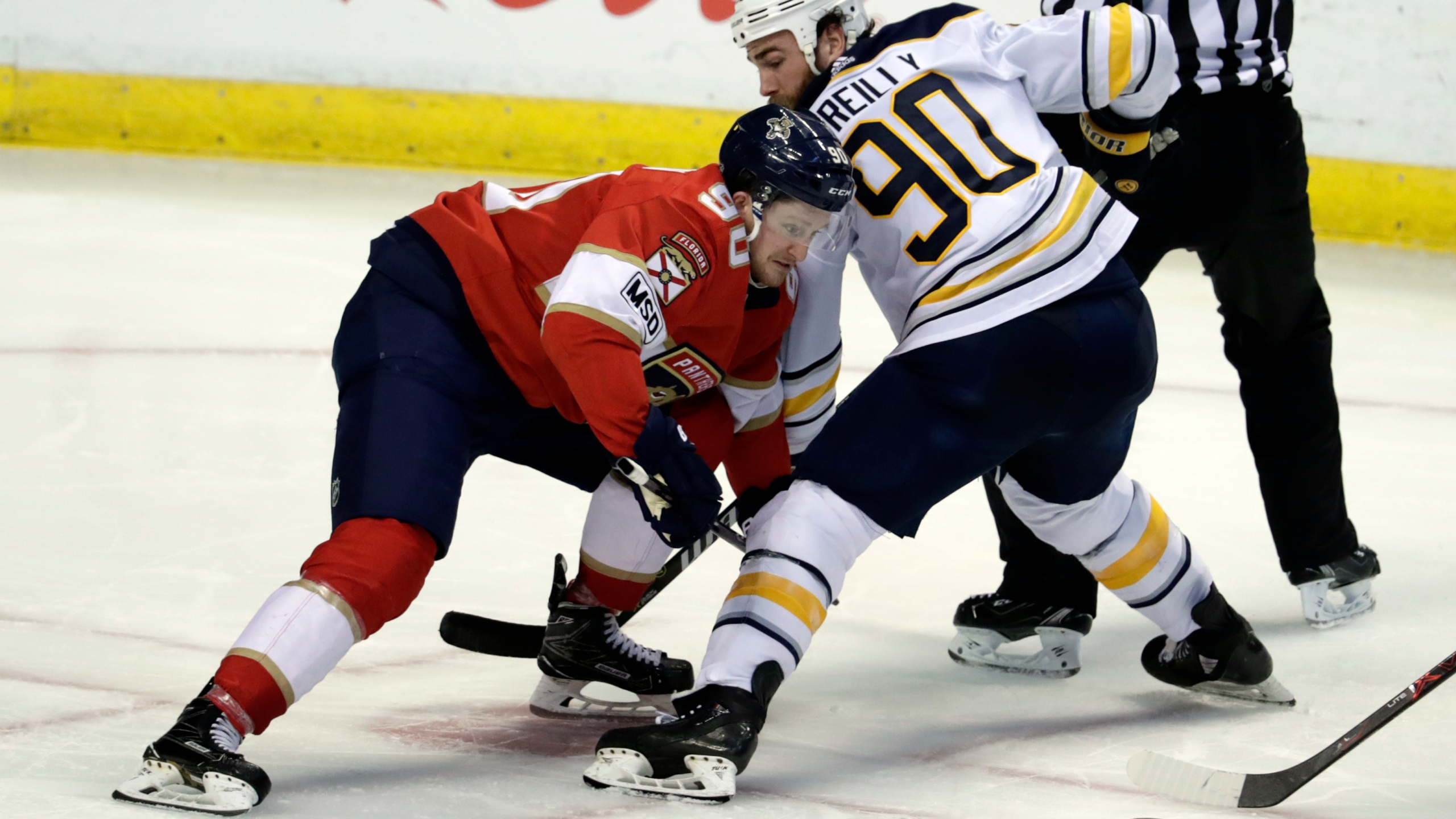 Sabres Panthers Hockey_1530492189114