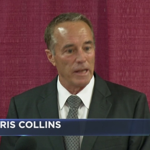 Rep. Chris Collins indictment
