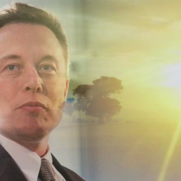 Tesla's Buffalo plant