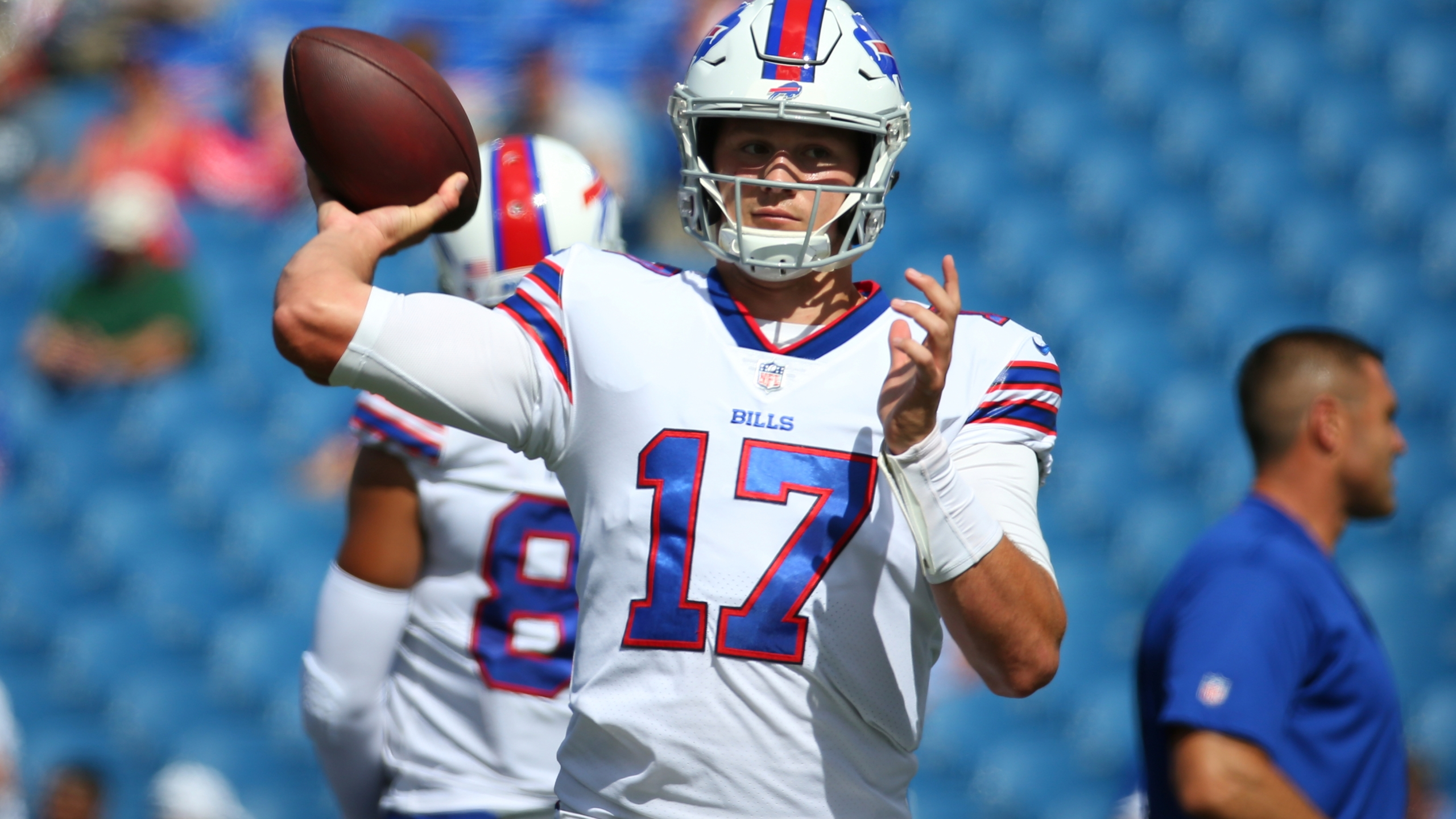 competitive price b6767 8dad1 Josh Allen: 4 Notable Quotes | News 4 Buffalo