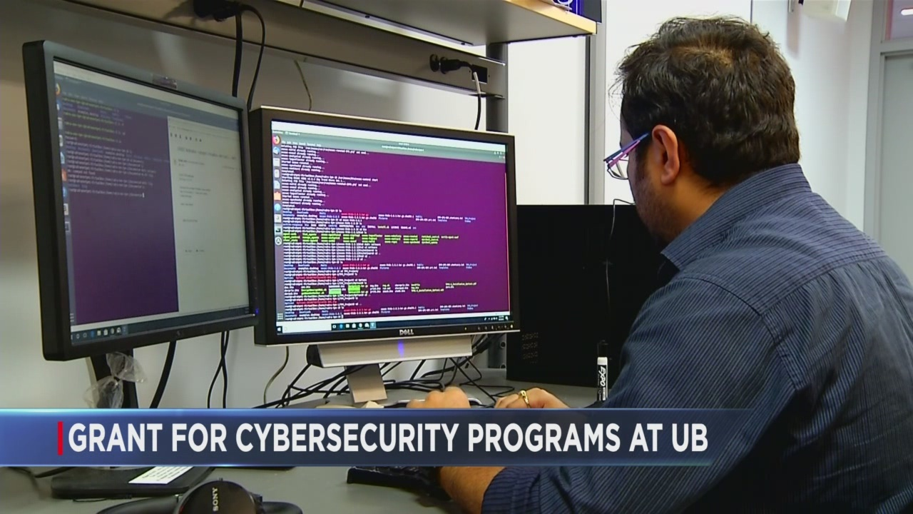 UB trains future 'cyber sleuths' with $2.39 million award