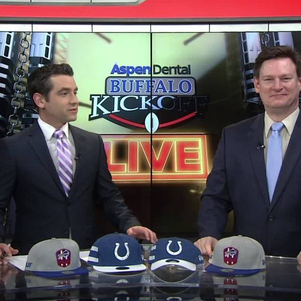 Fan Check: Bills at Colts