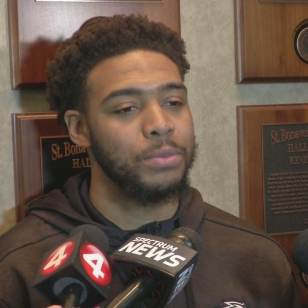 St. Bonaventure Men Ready To Rebound After Loss of 3 Starters