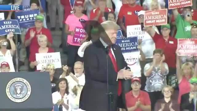 Trump in Erie