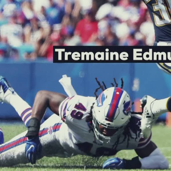 5 Questions: Tremaine Edmunds
