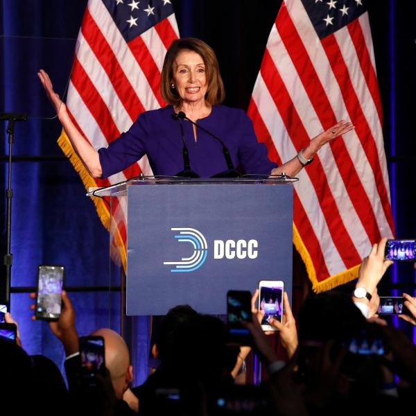 APTOPIX Election 2018 House Democrats_1541617640319