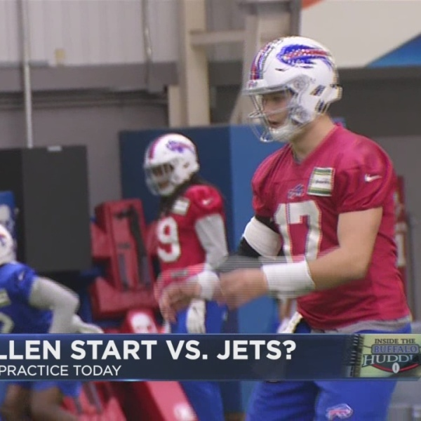 Allen provides boost to Bills