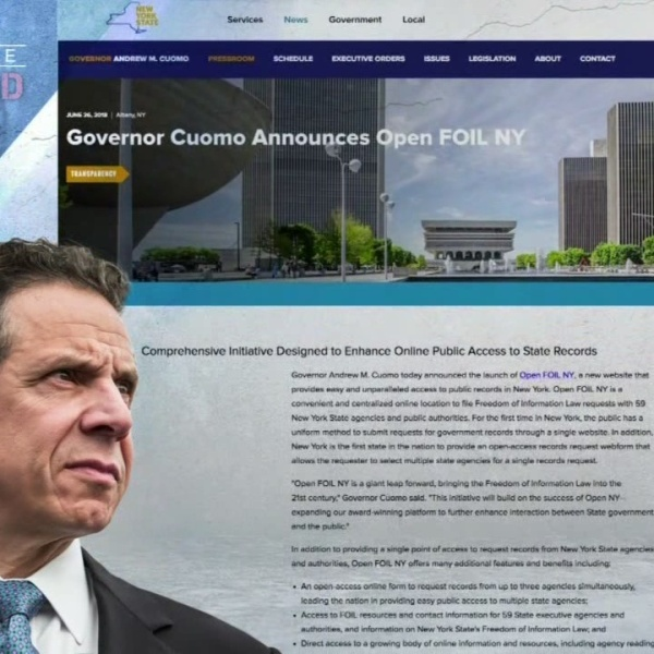 New York's Transparency problem
