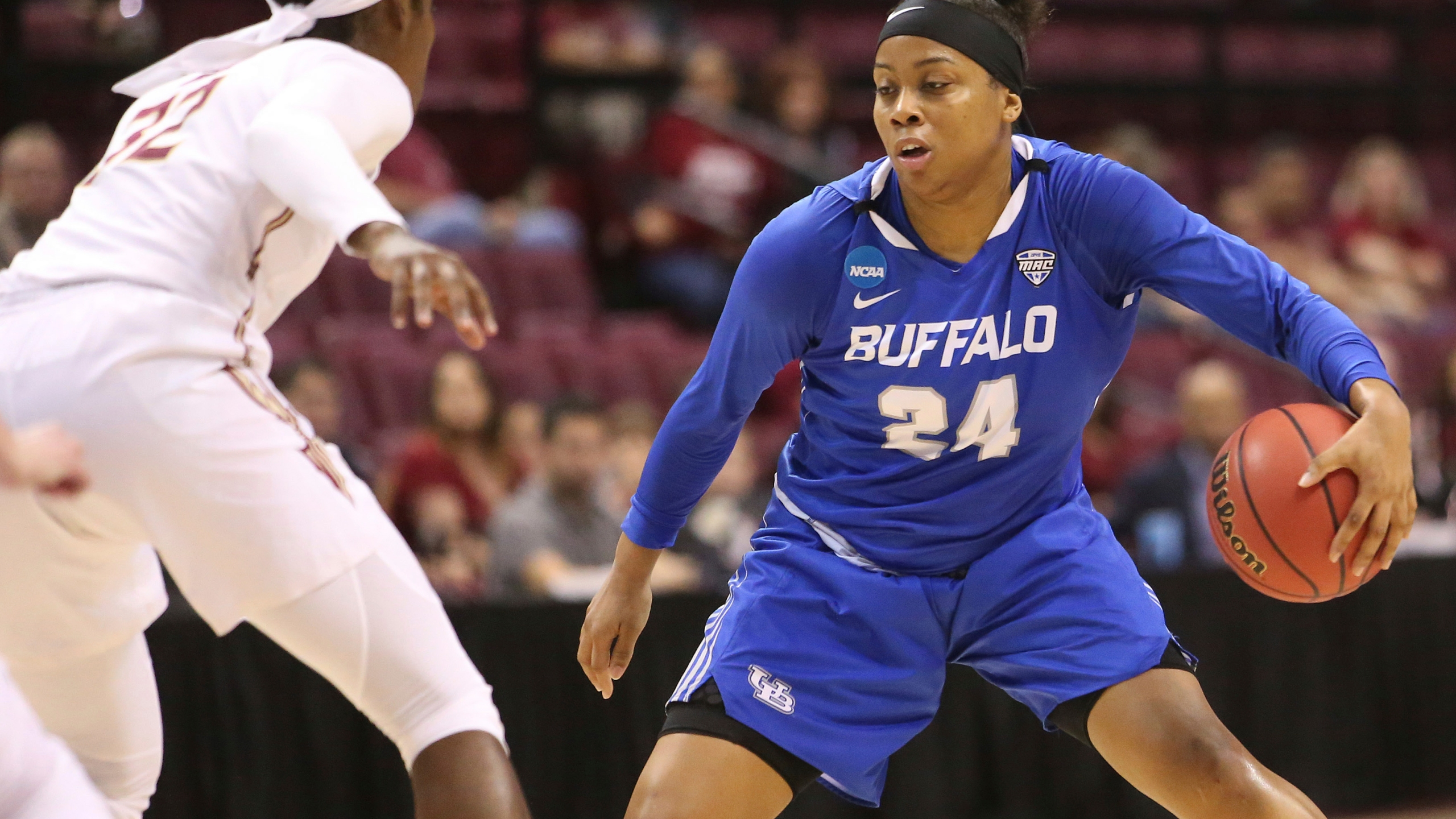 NCAA Buffalo Florida State Basketball_1542770027514