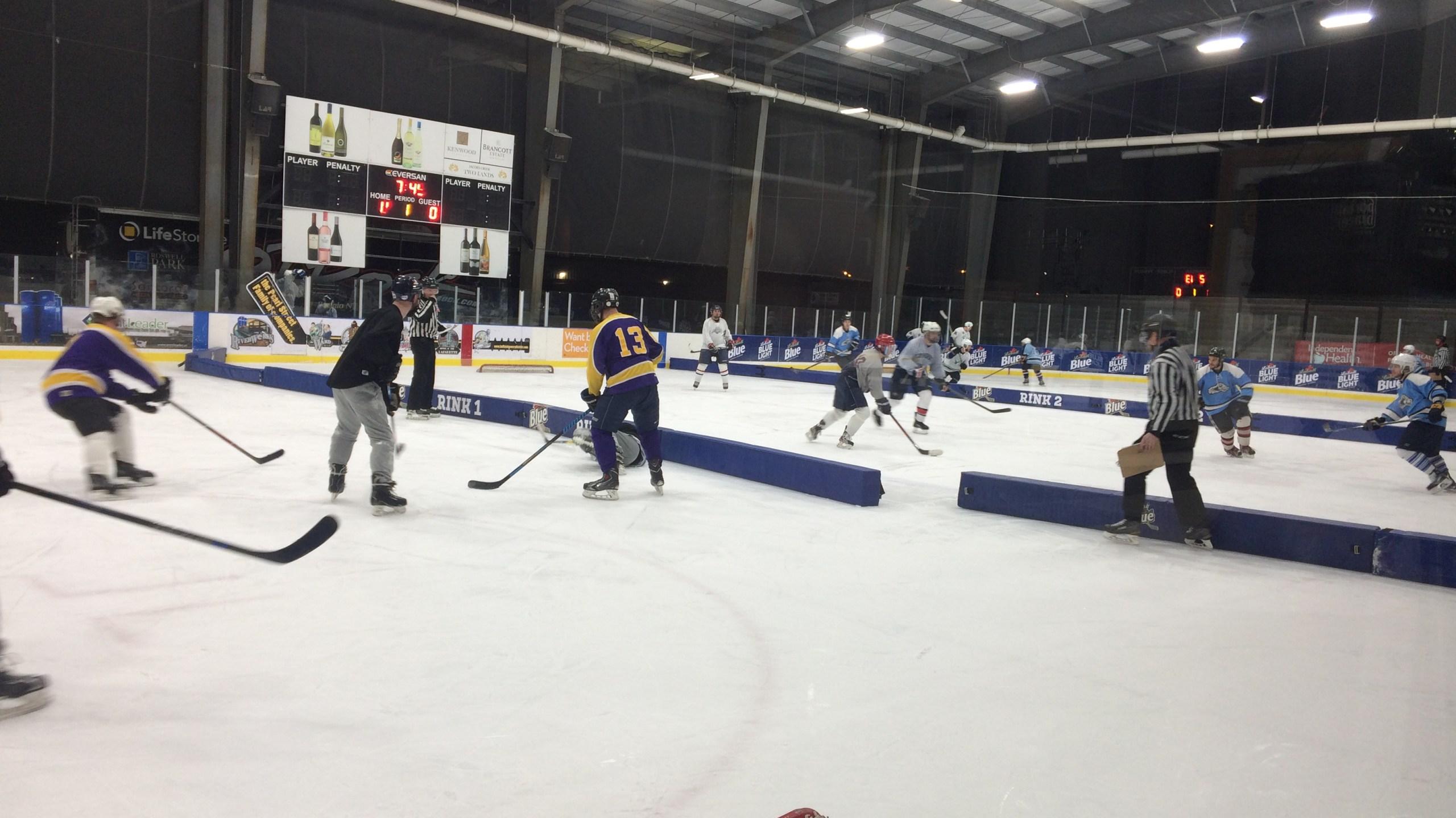 Registration For 2019 Labatt Blue Buffalo Pond Hockey Tournament