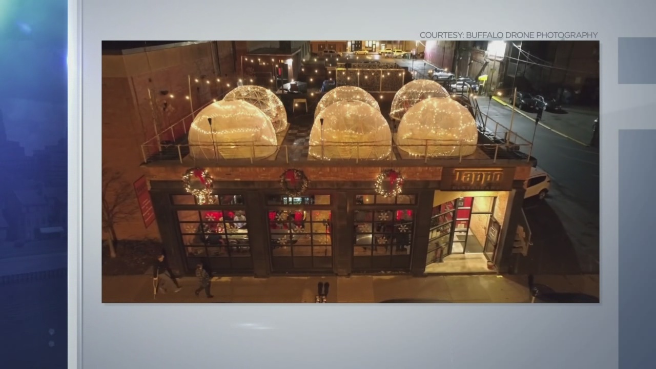 Tappo to debut rooftop igloo dining