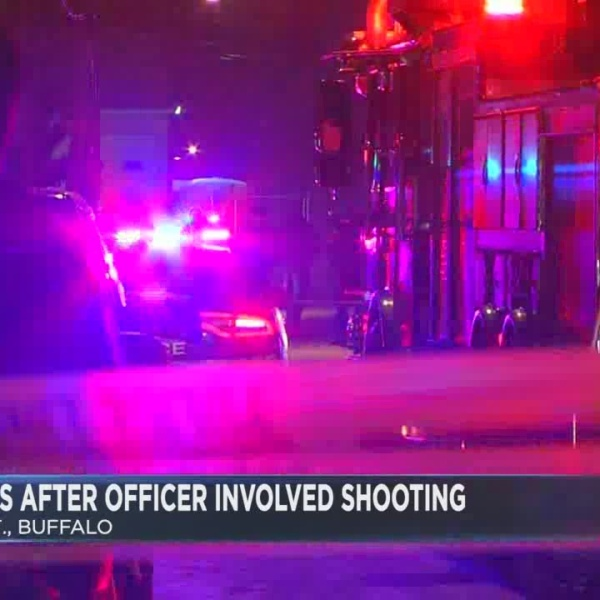 Officer-involved shooting latest