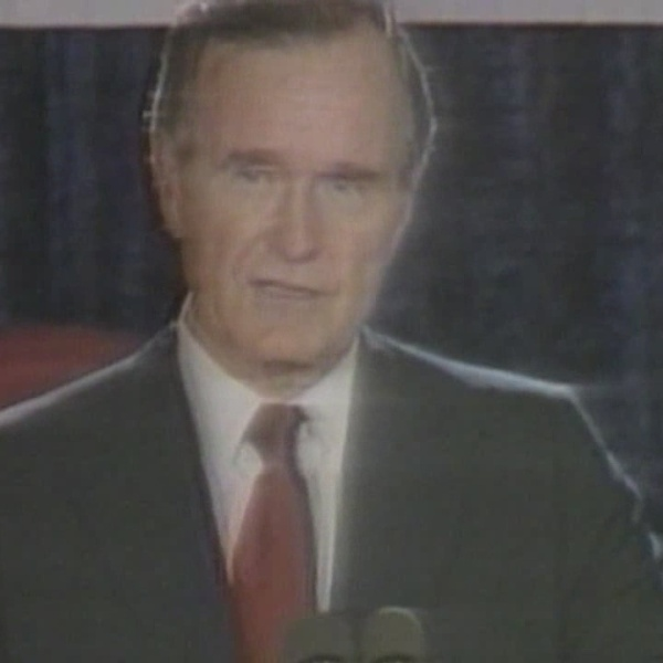 Throwback Buffalo: George Bush Almost Picked a Former Buffalo Bill as his Running Mate
