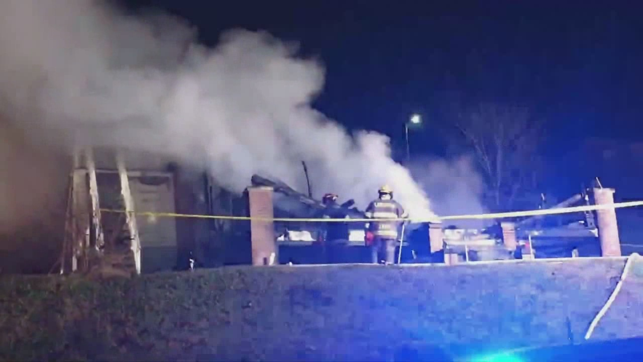 4 foster children killed in West Virginia fire