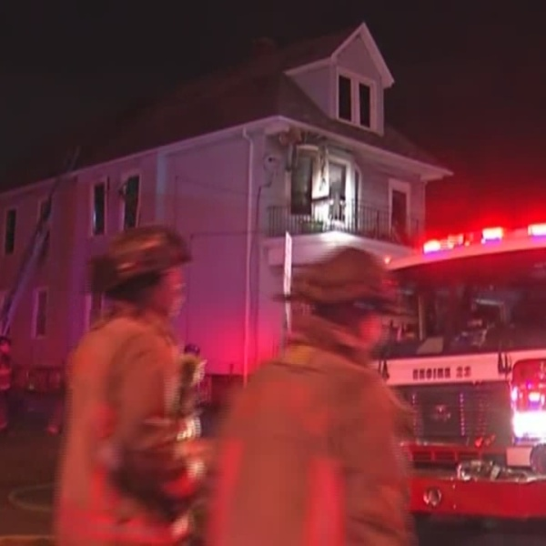 Buffalo firefighters begin 24 hour work shifts