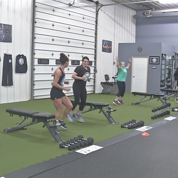 BB Unique workout