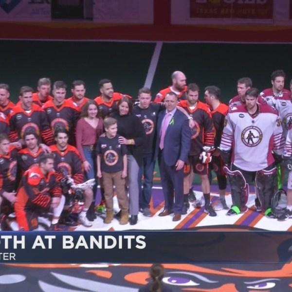 Bandits win 15-12 Vs. Colorado
