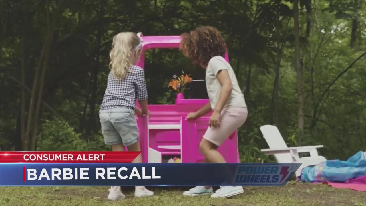 Barbie recall