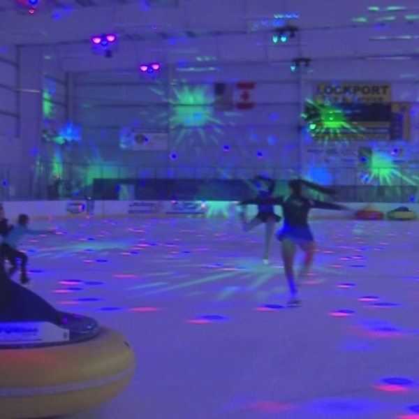 Buffalo's Best Place to Ice Skate