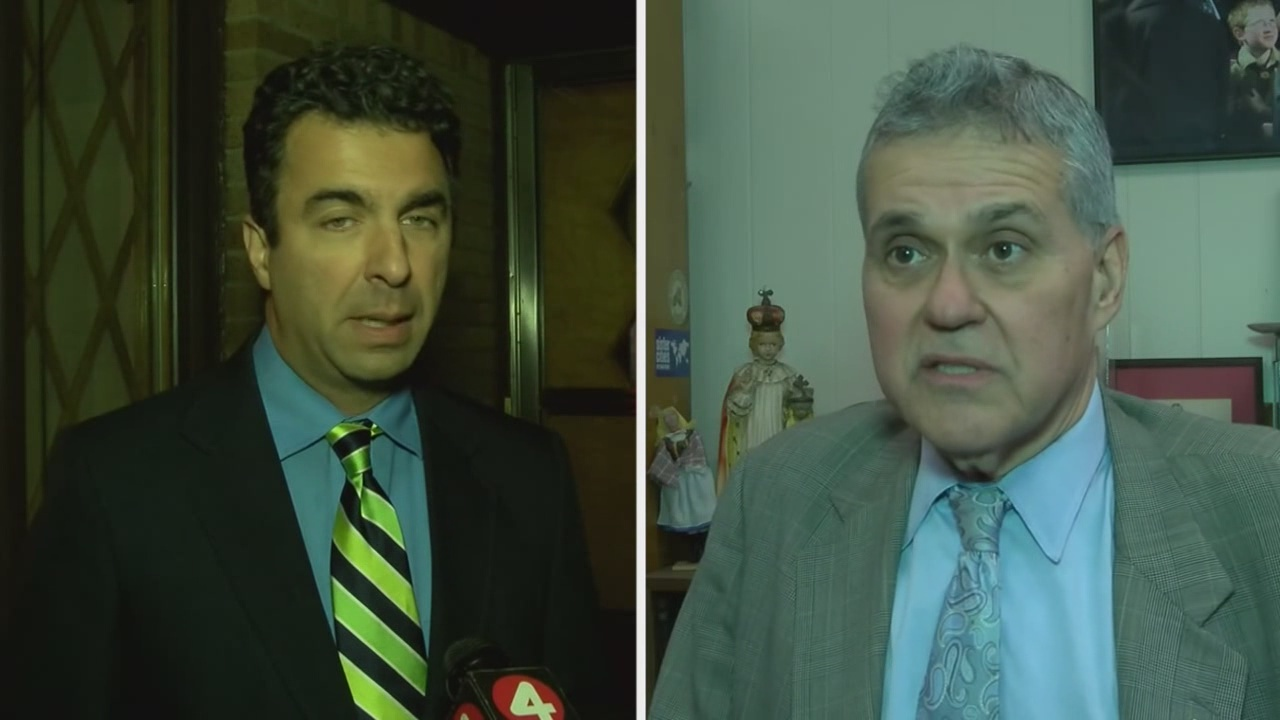 Longtime Council members step down