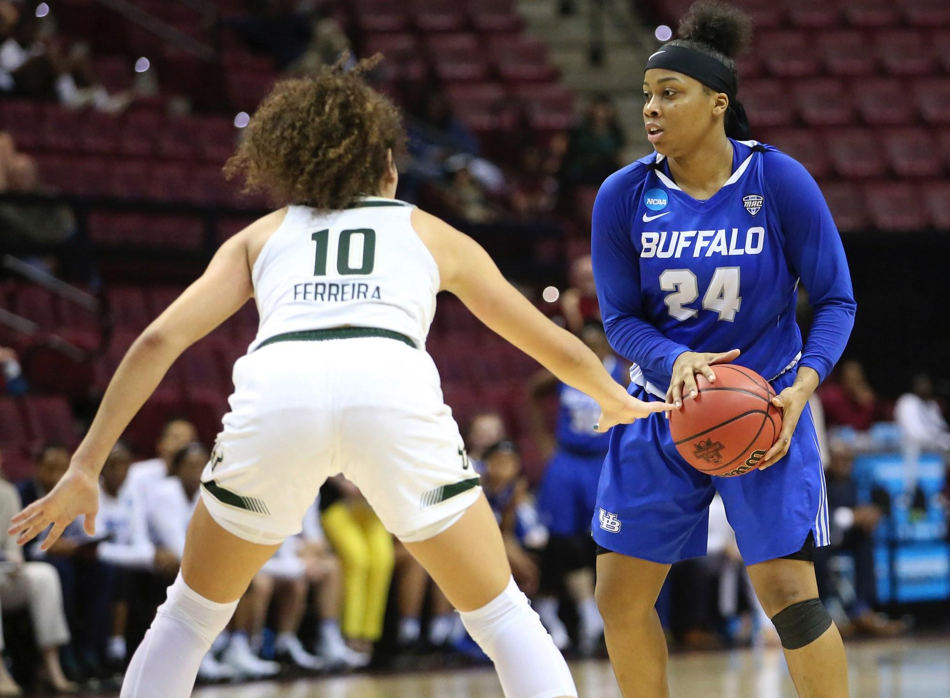 NCAA Buffalo South Florida Basketball_1552673654280