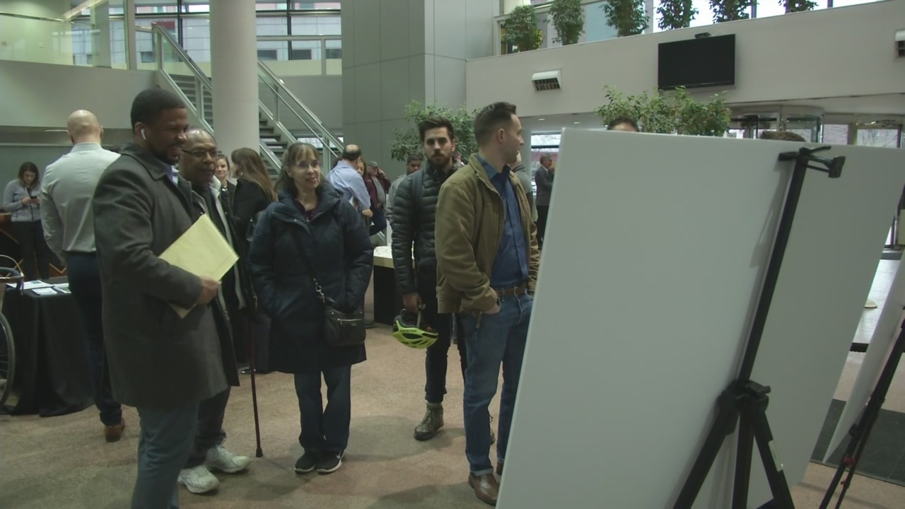 Public shares thoughts on plans for downtown development