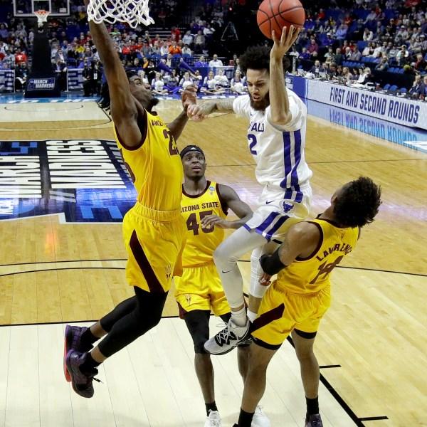 NCAA Arizona St Buffalo Basketball_1553311237204