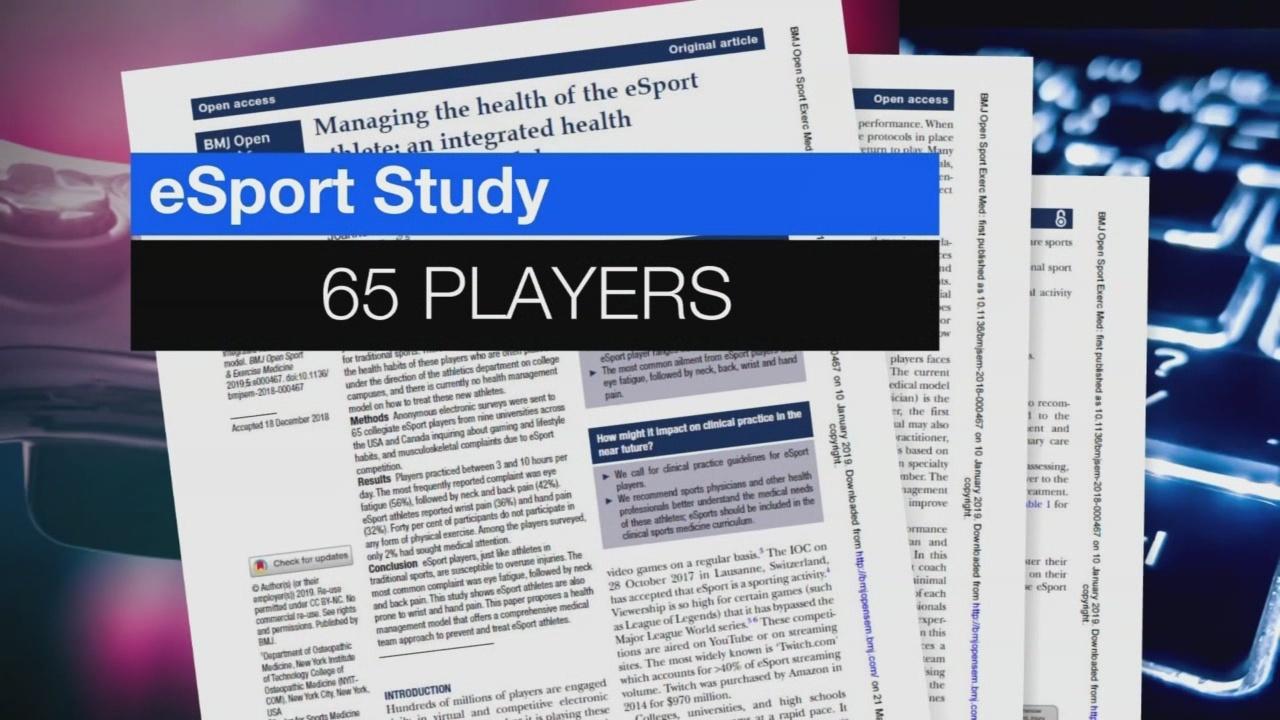 eSport study