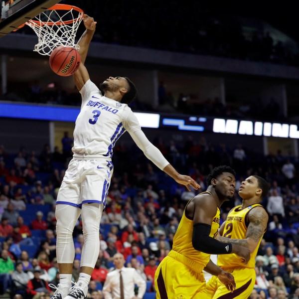 NCAA Arizona St Buffalo Basketball_1553313440728
