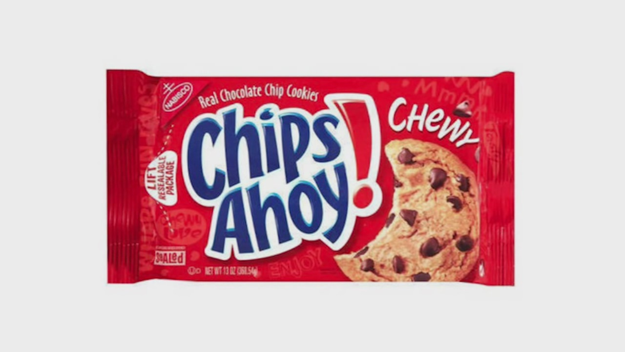 Chips Ahoy cookies recalled